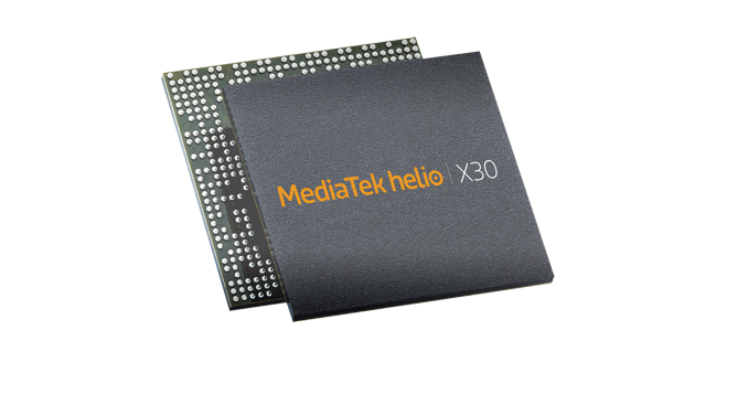 MediaTek's 10-core Helio X30 now official, debuting next quarter
