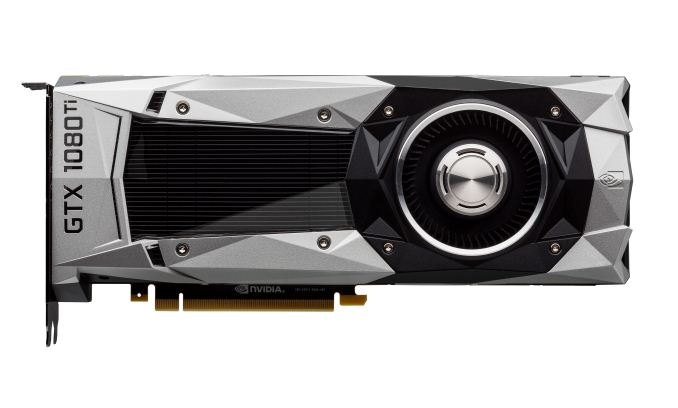 NVIDIA Unveils GeForce GTX 1080 Ti: Available Week of March
