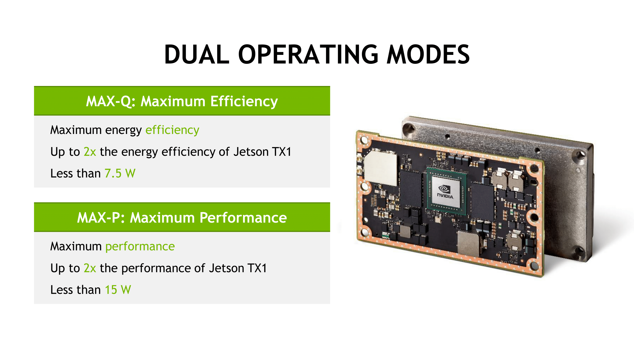 Nvidia launches beefy Jetson TX2 credit-card computer