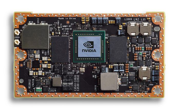 Nvidia takes Pascal onto Jetson to boost embedded AI