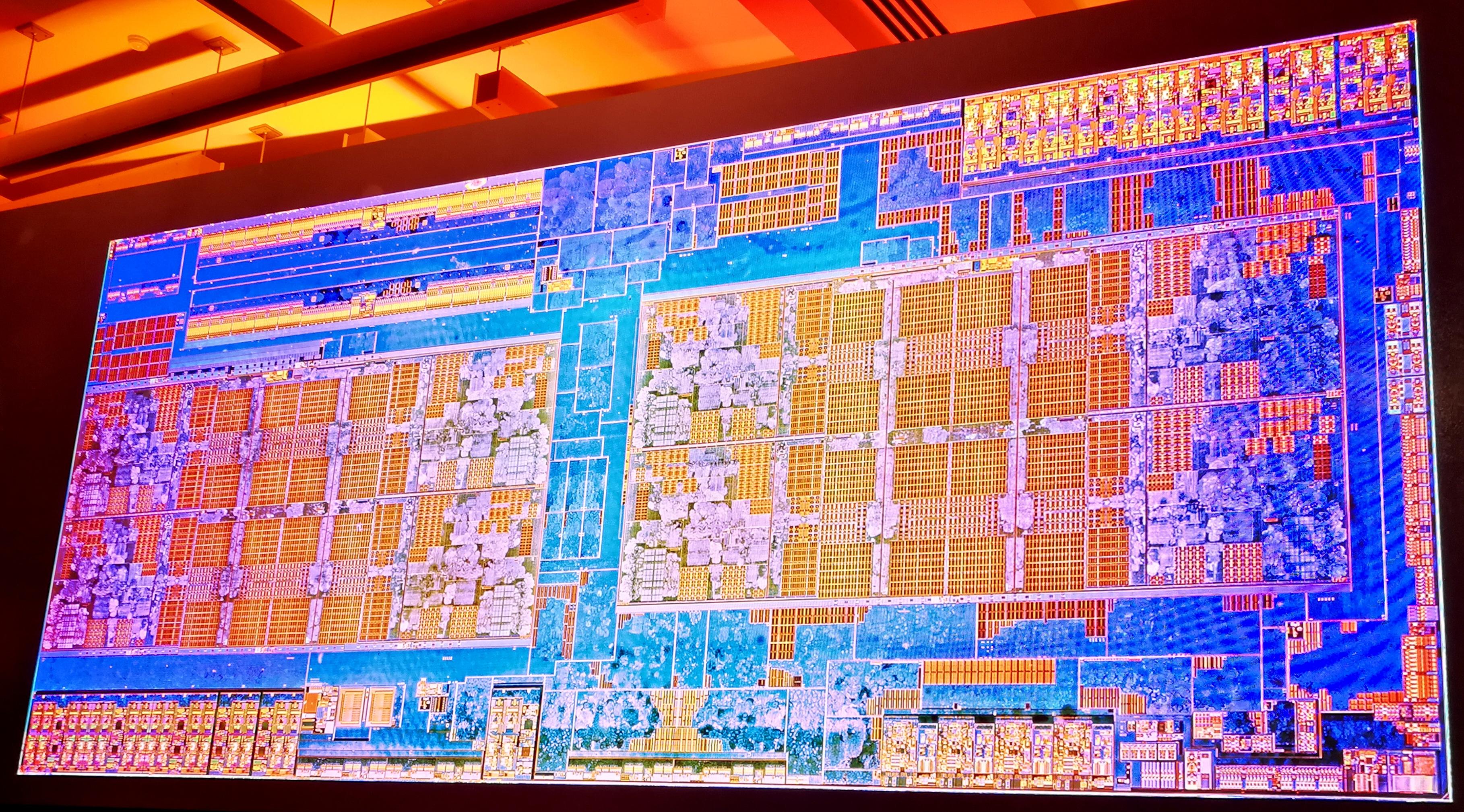 Ryzen 5, Core Allocation, and Power - The AMD Ryzen 5 1600X vs Core