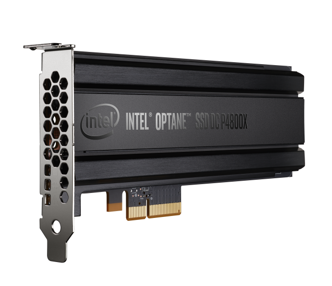 The Intel Optane SSD DC P4800X (375GB) Review: Testing 3D
