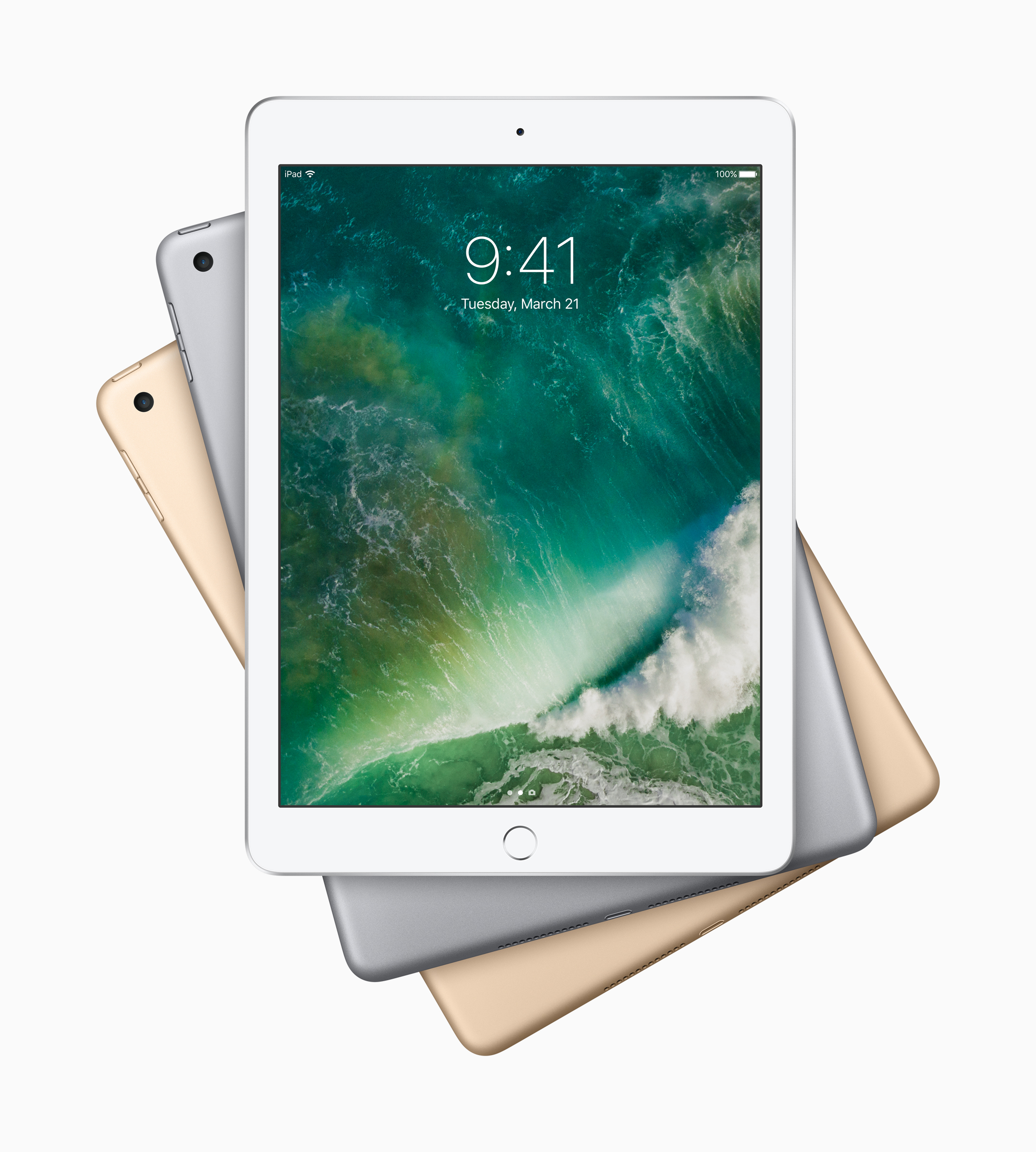 Apple Announces 2017 iPad 9 7-Inch: Entry Level iPad now at $329