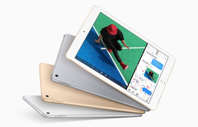 Apple Announces 2017 iPad 9.7-Inch: Entry Level iPad now at $329