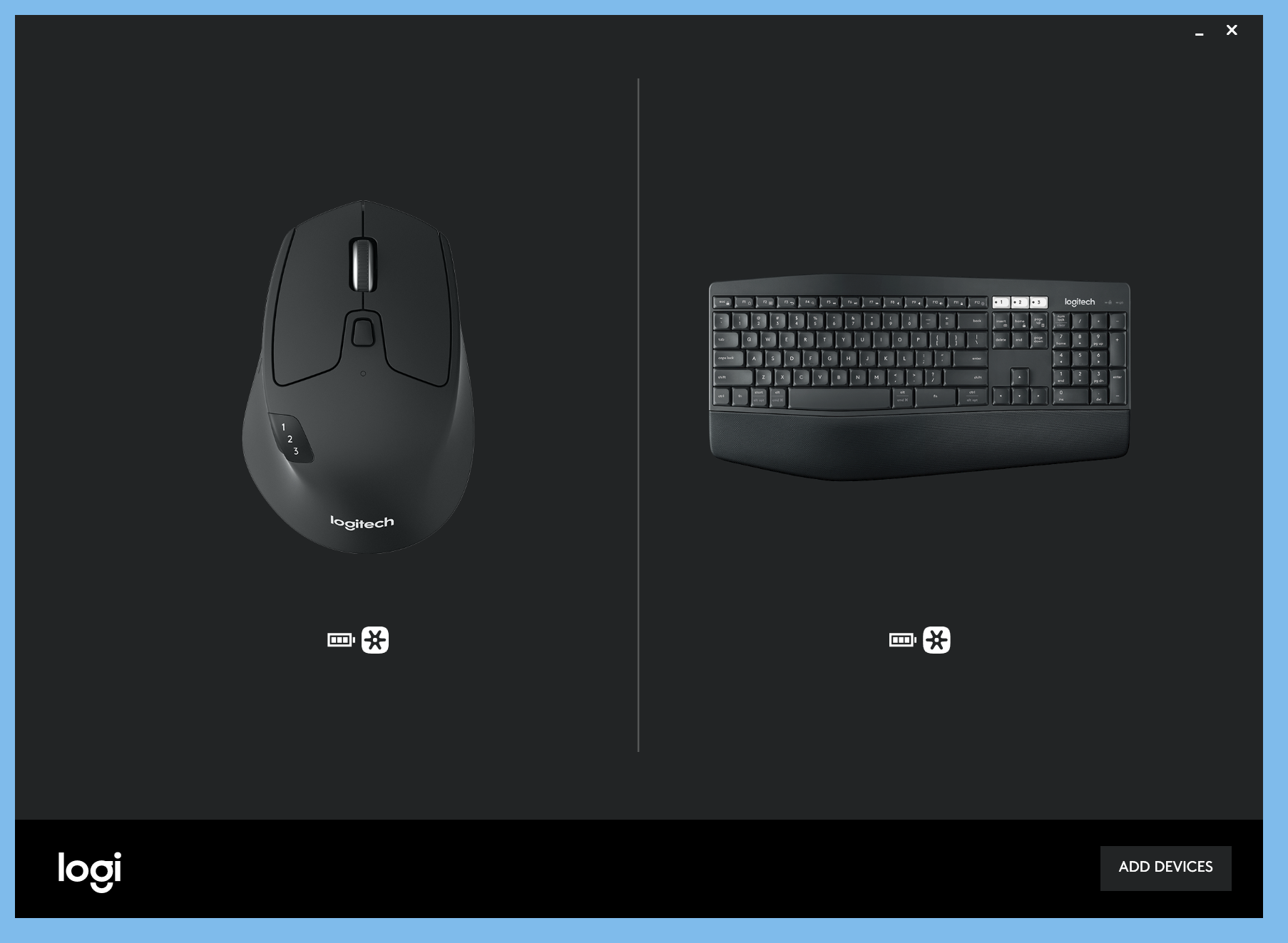 Capsule Review: Logitech MK850 Performance Wireless Keyboard and