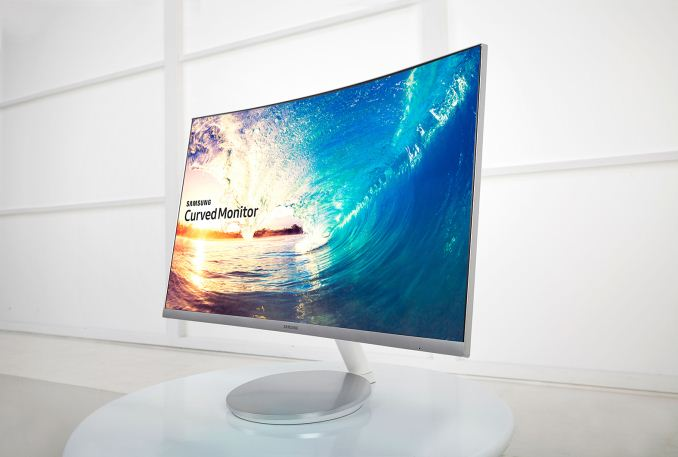 Samsung Investing in 3840x1080 and 3840x1200 Curved Displays