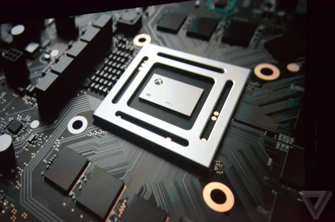 Microsoft's Project Scorpio: More Hardware Details Revealed
