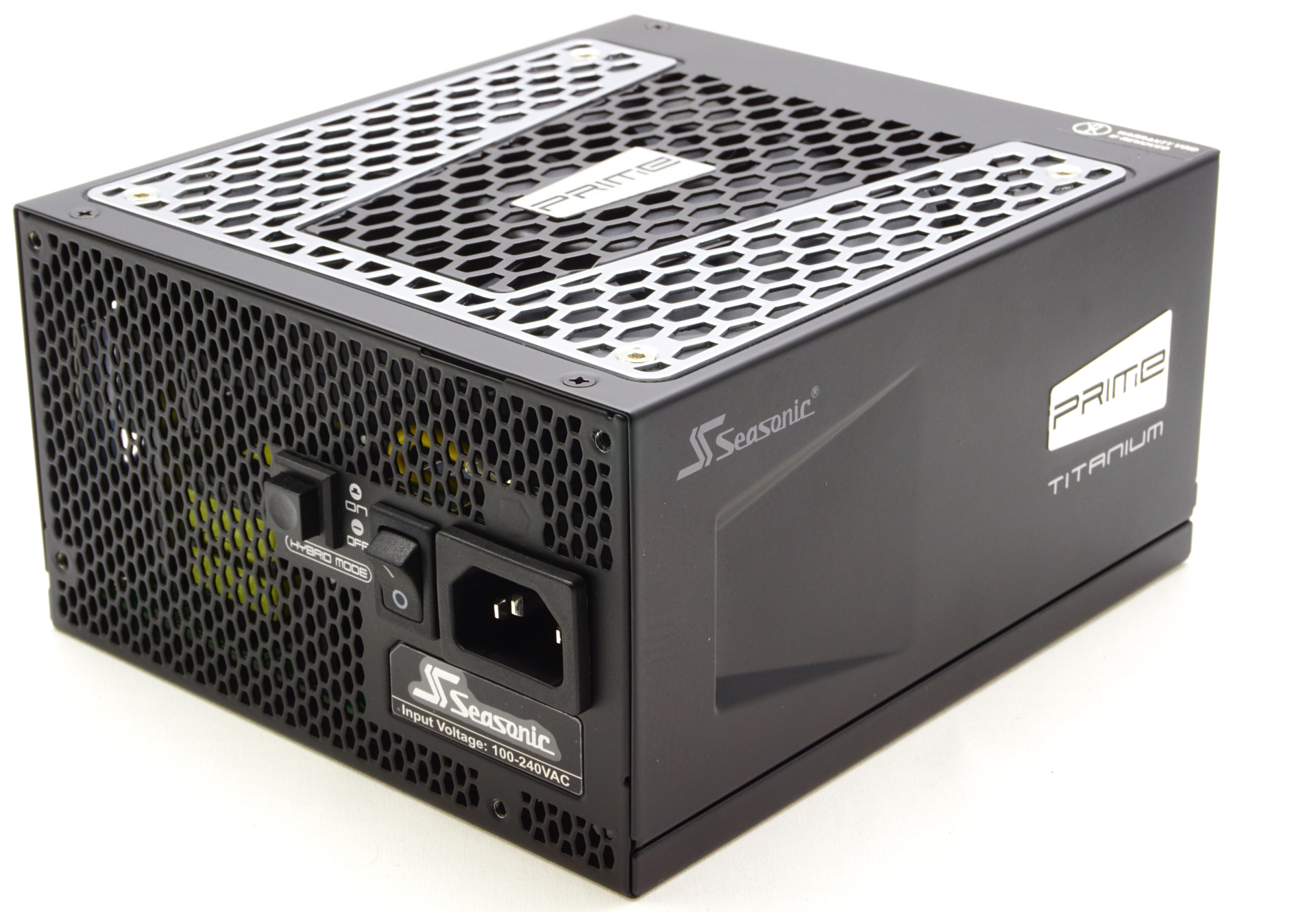 650W Single Large Cooling Fan Power Unit Brick Wires Upgrade PC System Intel AMD