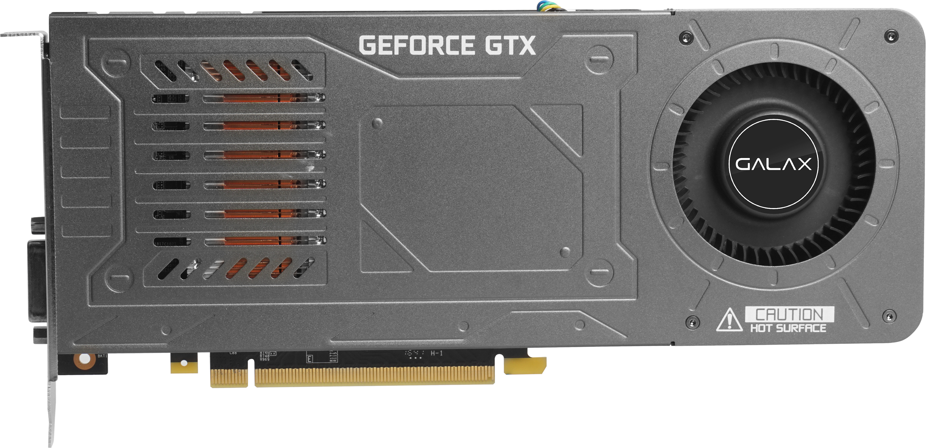 GALAX and KFA2 Katana: Single-Slot GTX 1070 GPUs Coming Soon