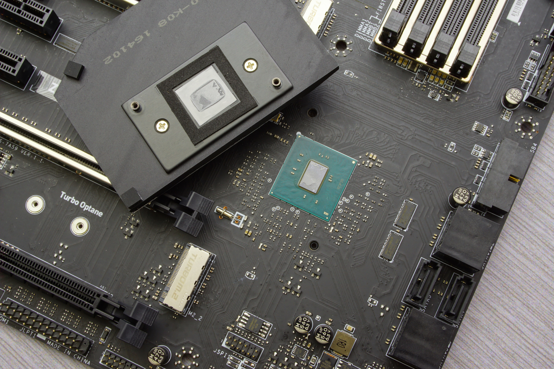 MSI Z270 SLI Plus Board Features, Visual Inspection - Kaby