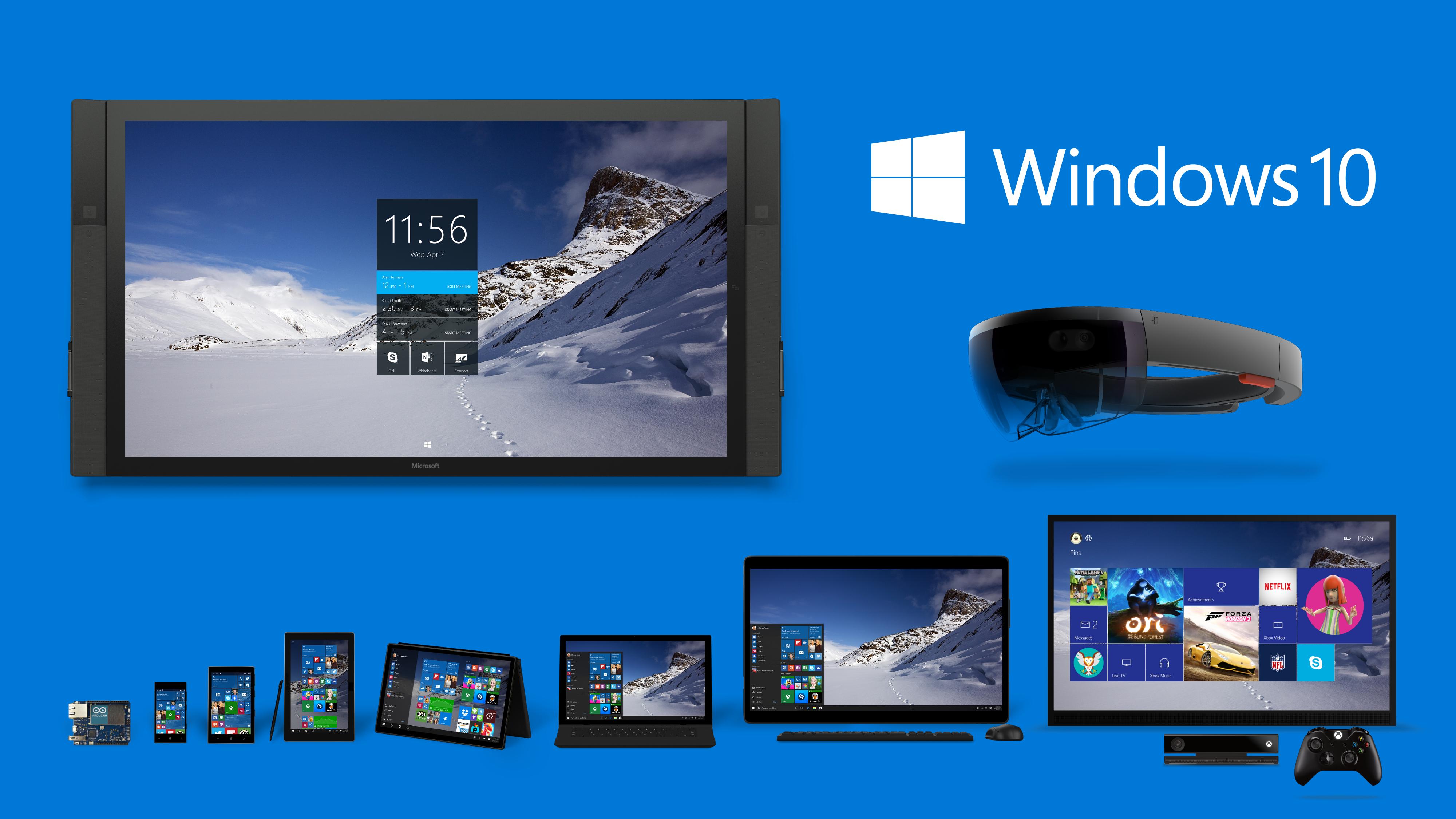 Universal Windows Platform, now down a leg - The Windows 10