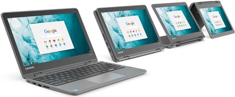 Lenovo Launches 2-in-1 Flex 11 Chromebook: Quad-Core SoC, 4 GB RAM ...