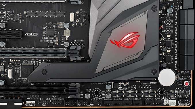 Anandtech com] ASUS Maximus IX Extreme Z270 Motherboard Now