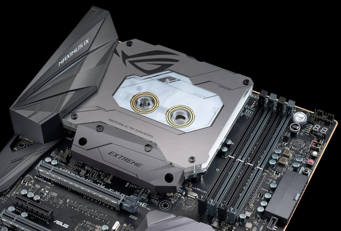 ASUS Maximus IX Extreme Z270 Motherboard Now Available: $629 with