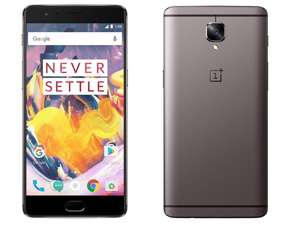 AT20 Giveaway Day 8: OnePlus Adds In Some 3T Phones