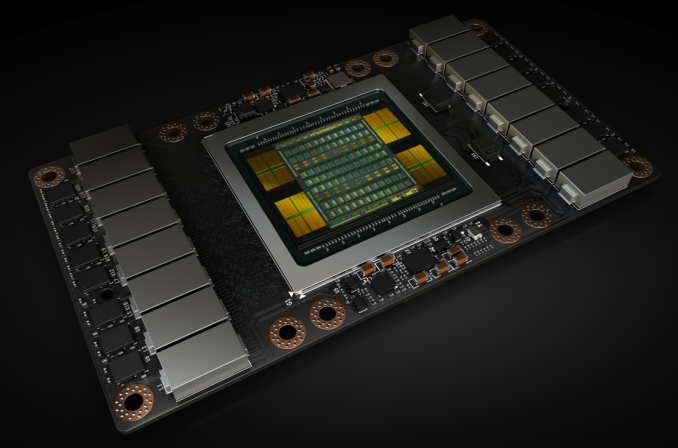 NVIDIA Volta Unveiled: GV100 GPU and Tesla V100