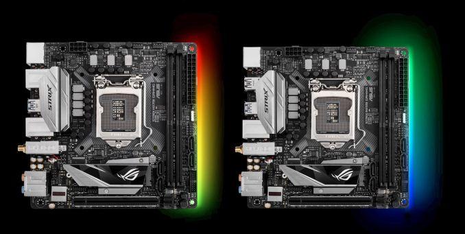 ASUS Announces ROG STRIX H270I & B250I Mini-ITX Motherboards