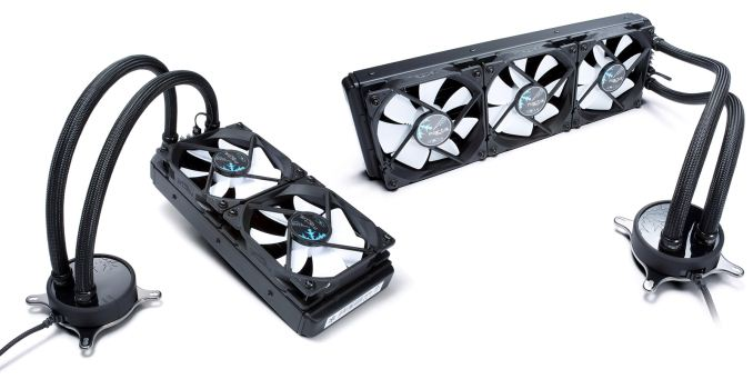 Fractal Design Launches New S24 and S36 Celsius AIO Liquid