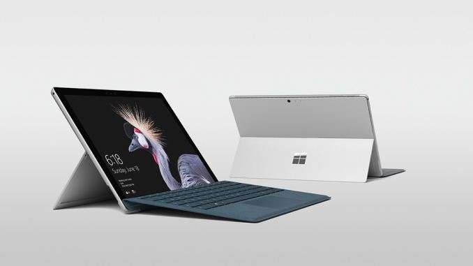 Microsoft Announces The New Surface Pro