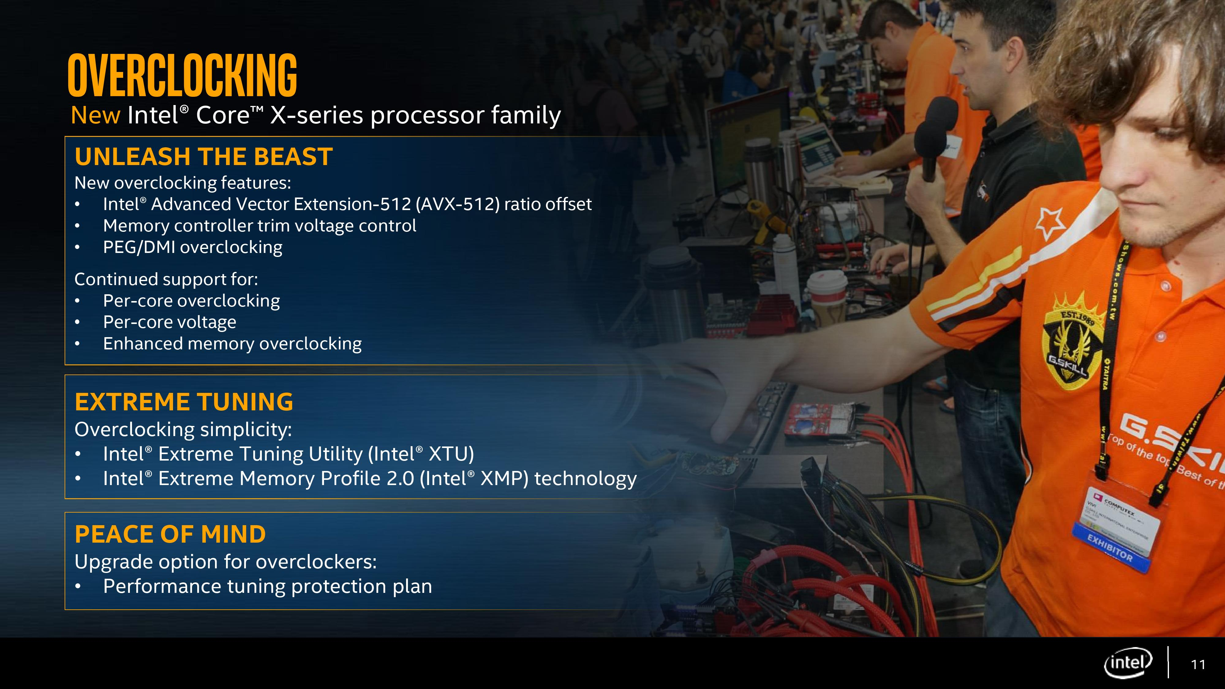 Intel Announces Basin Falls The New High End Desktop Platform And Block Diagram For X99 Chipset Perhaps A Final Note About X299 Based Motherboards All Will Support Overclocking On Cpu Dram With Multiplier Base Clock Frequency Adjustments