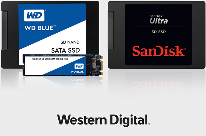 wd blue 3d nand sata sandisk ultra 3d ssds launched 3d tlc nand