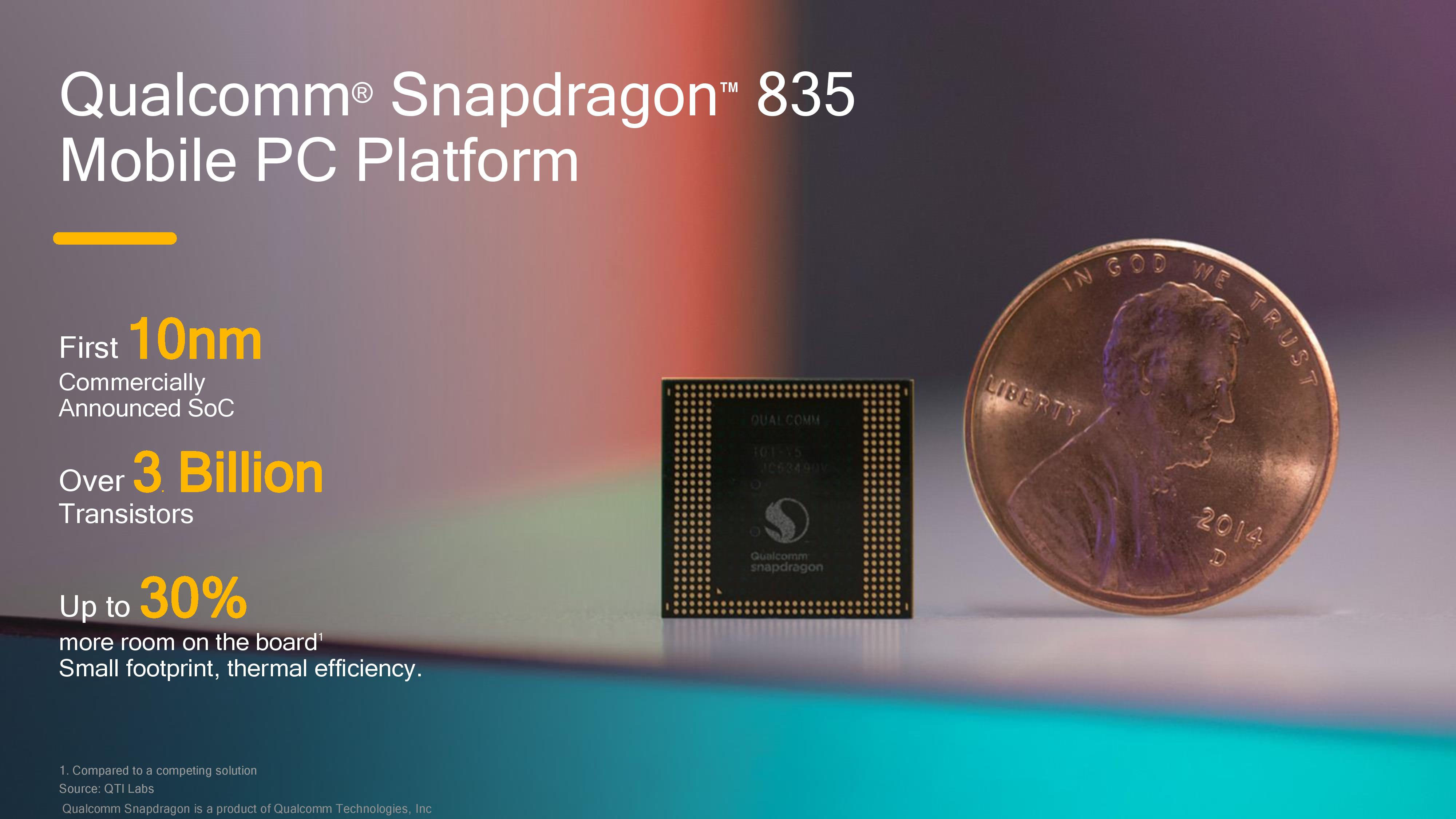 When we first heard about Windows on Snapdragon, we instantly thought that  Qualcomm and Microsoft would be going after the Chromebook market, ...