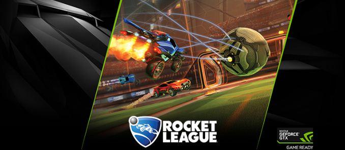 NVIDIA Announces Rocket League Bundle for GeForce GTX 1060