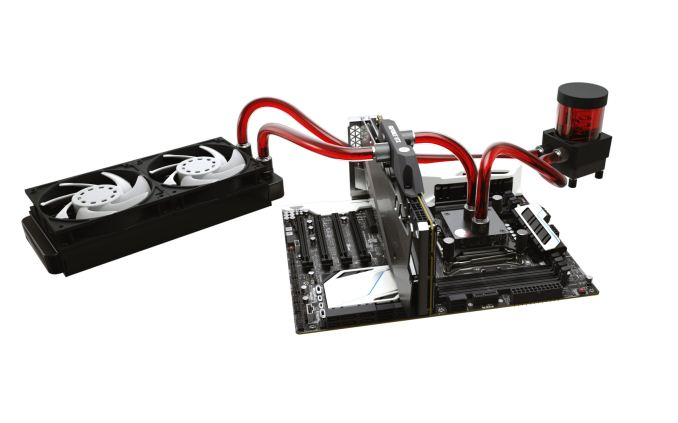 EK Water Blocks Announces Aluminum-based Fluid Gaming Series