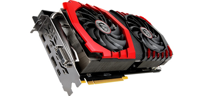 MSI Shows Off GeForce GTX 1080 Ti Gaming X Card with USB