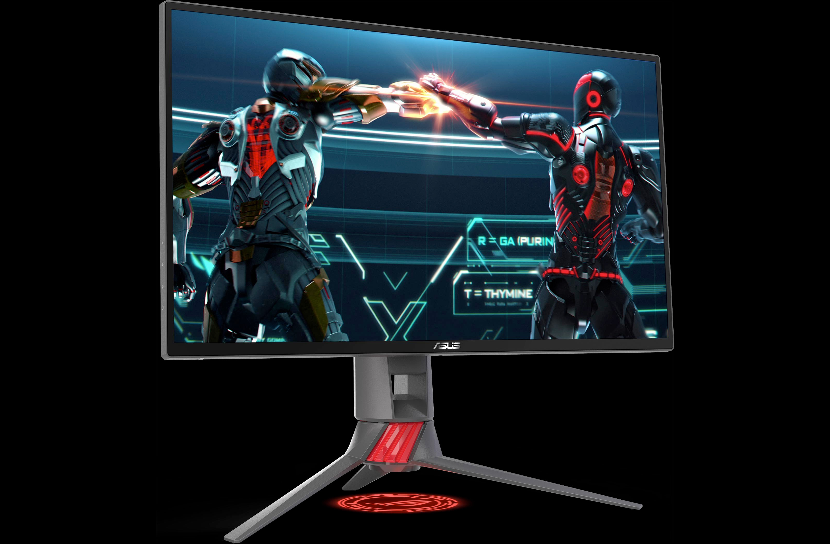 ASUS Unveils Three Strix Gaming Monitors: FreeSync & High