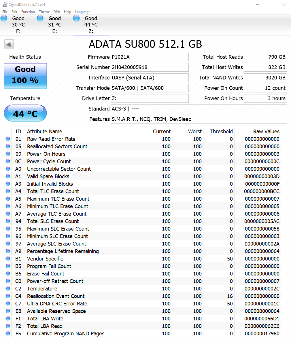 ADATA SD700 512GB External SSD Capsule Review