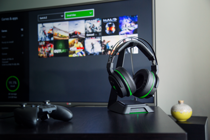 Razer Unveils New Console Headphones: Thresher Ultimate Gaming Headset