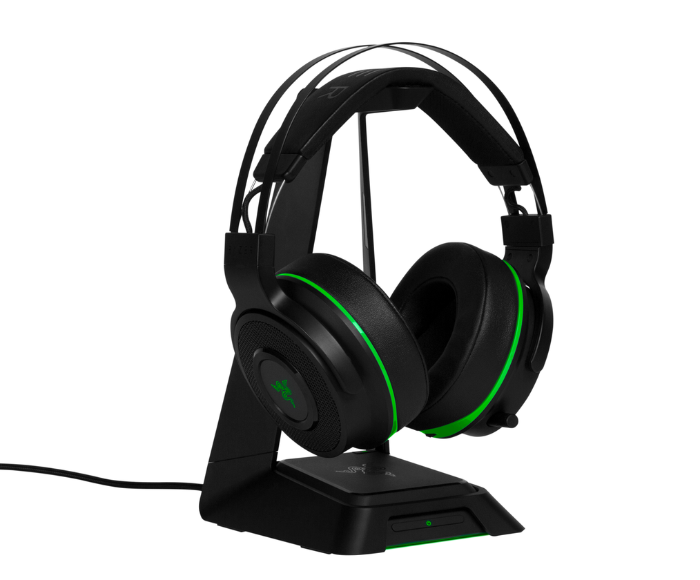E3 2017: Razer Unveils Thresher Ultimate Headset for PS4 and Xbox One