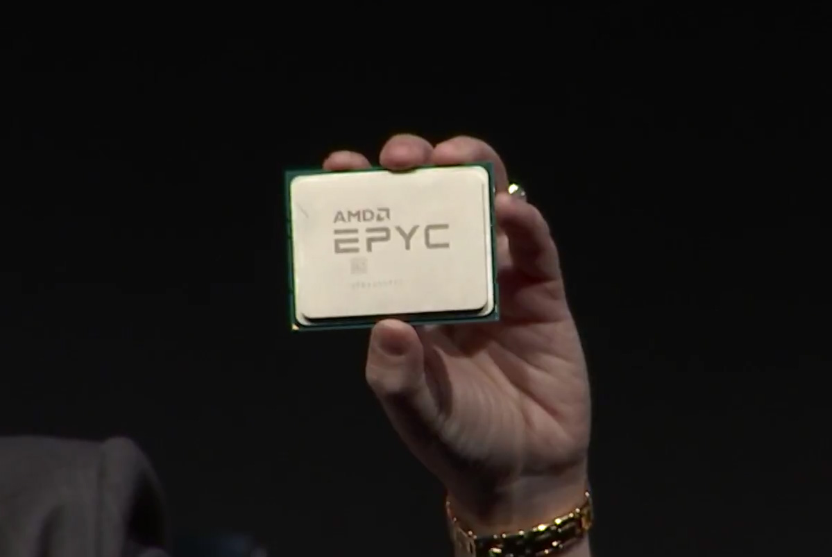 AMD's Future in Servers: New 7000-Series CPUs Launched and