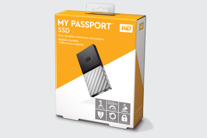 Western Digital My Passport Ssd Mini Review