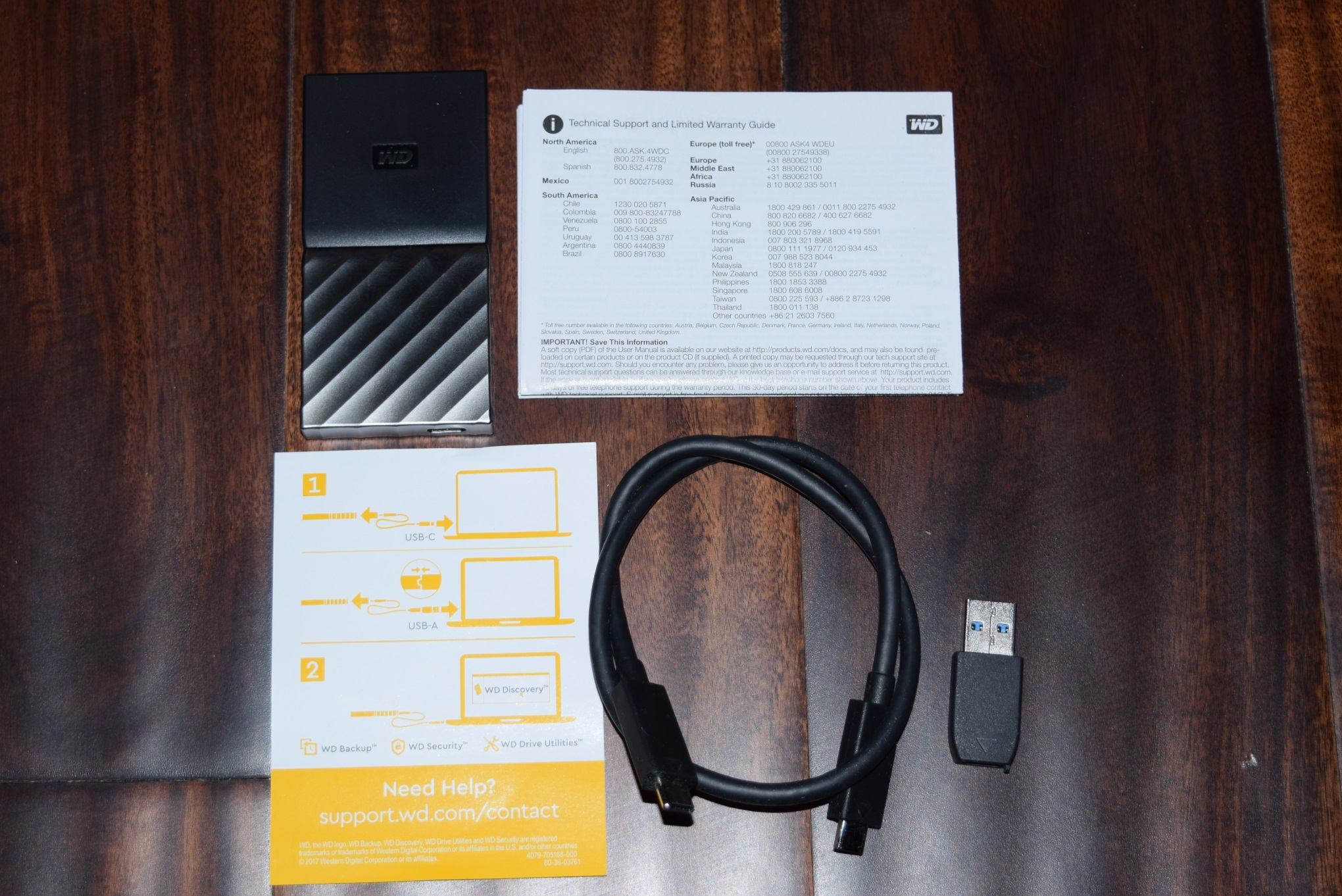Western Digital My Passport SSD Mini-Review