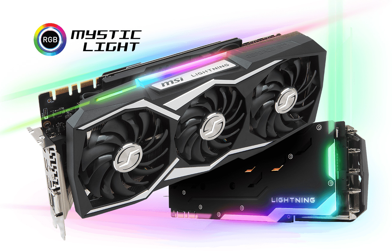 MSI Announces GeForce GTX 1080 Ti LIGHTNING Z