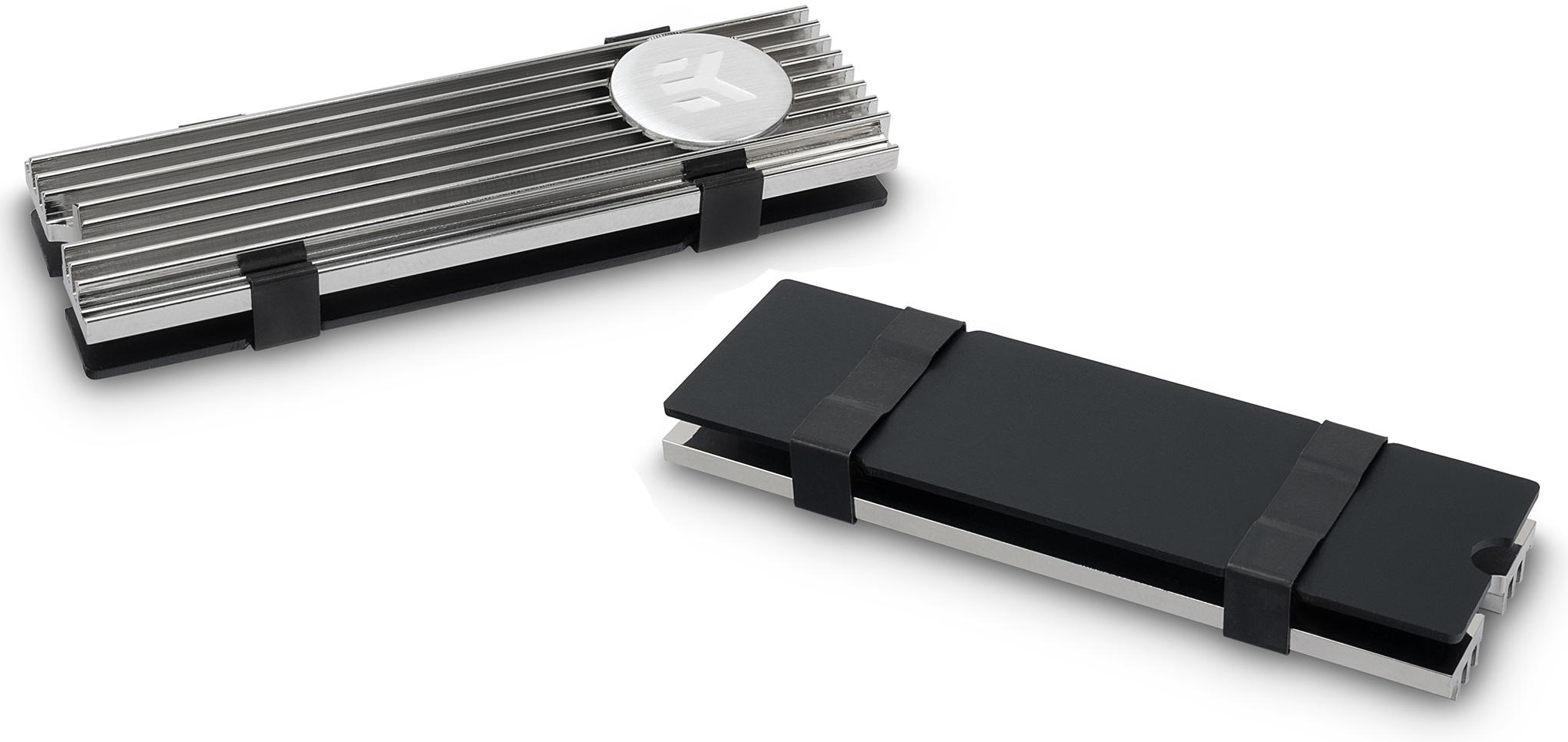 EKWB Launches Aftermarket EK-M 2 Aluminum Heatsink for M 2 SSDs
