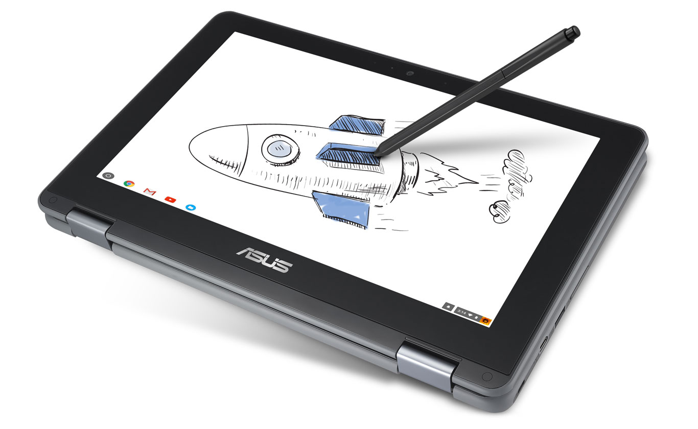 ASUS Launches the 360º Chromebook Flip C213: 11 6-inch
