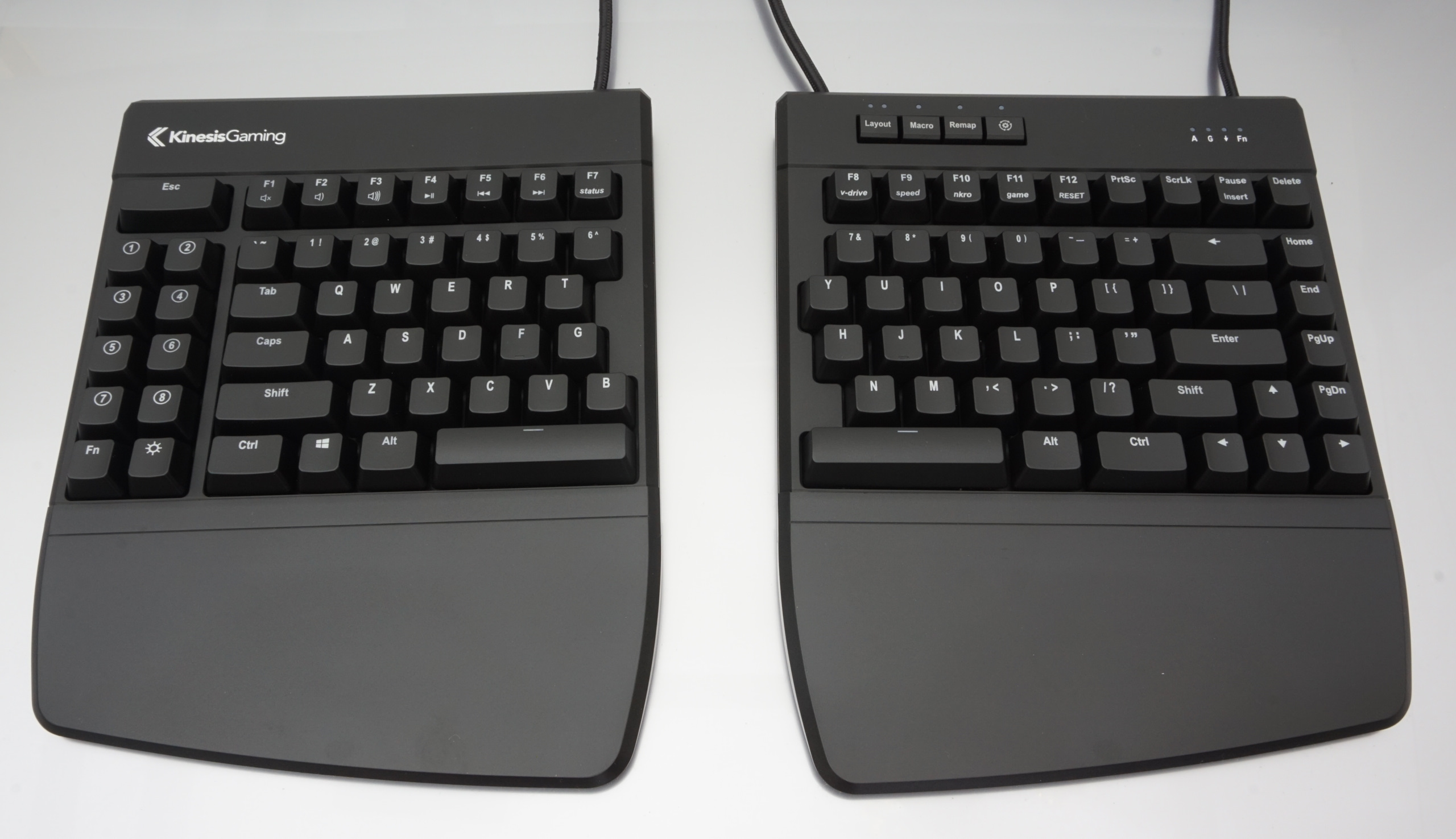 The Kinesis Freestyle Edge Gaming Mechanical Keyboard - The Kinesis