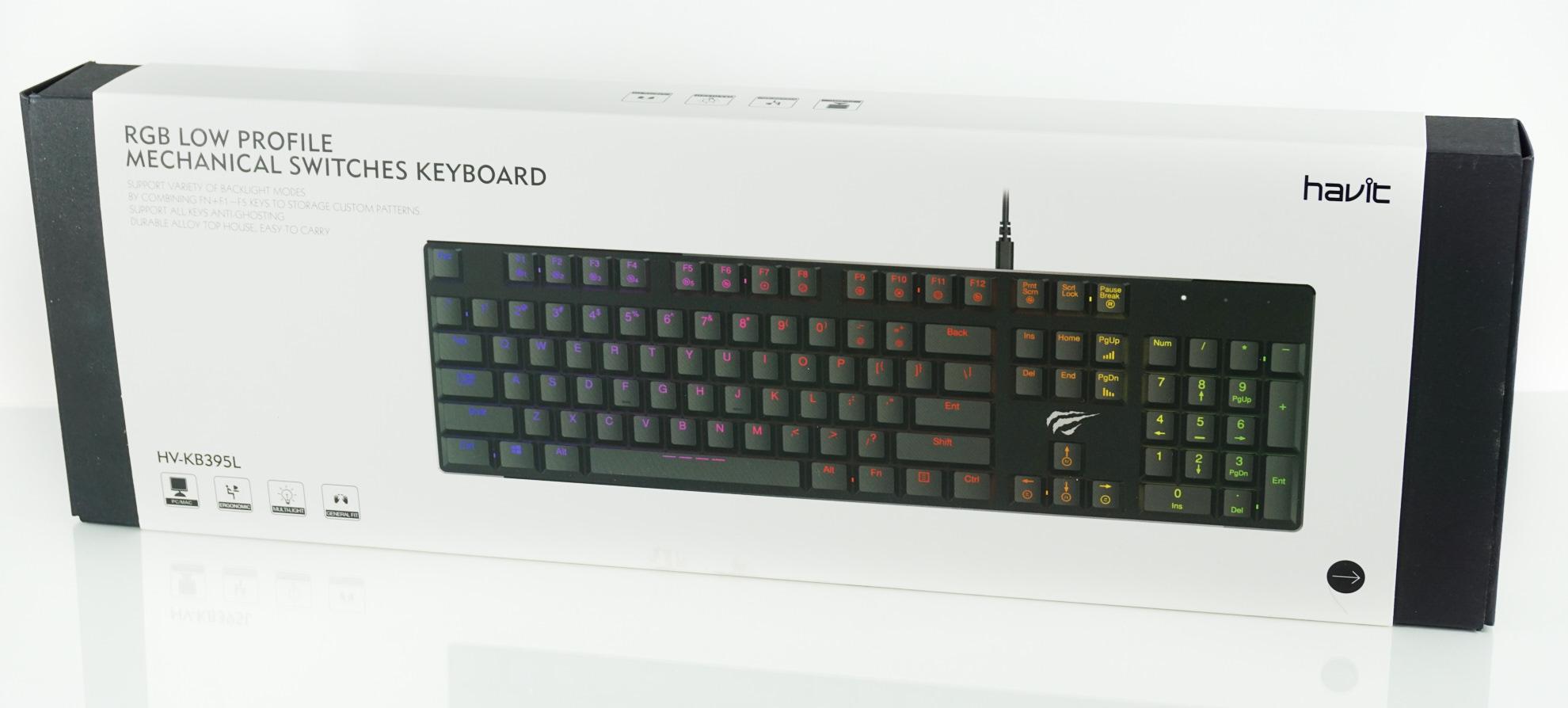 26c73c97b1a The HAVIT KB395L RGB Mechanical Keyboard Review: Marvelous ...