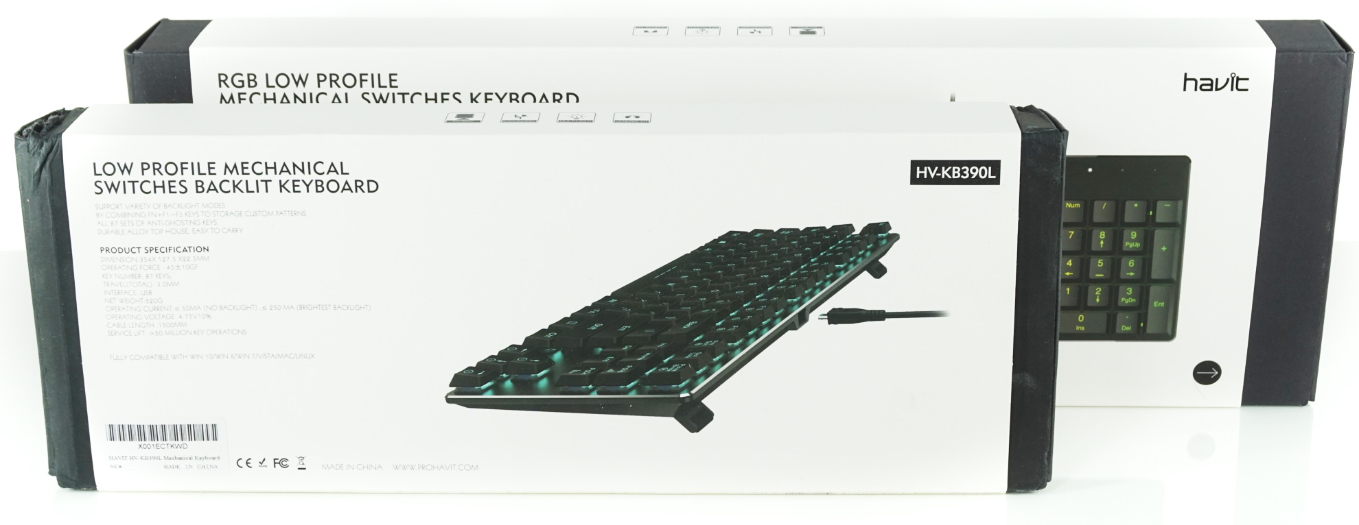 4cb07ed31a7 Among other things, HAVIT designs and produces mechanical keyboards. When  the company approached us to offer us samples, the design of one particular  ...