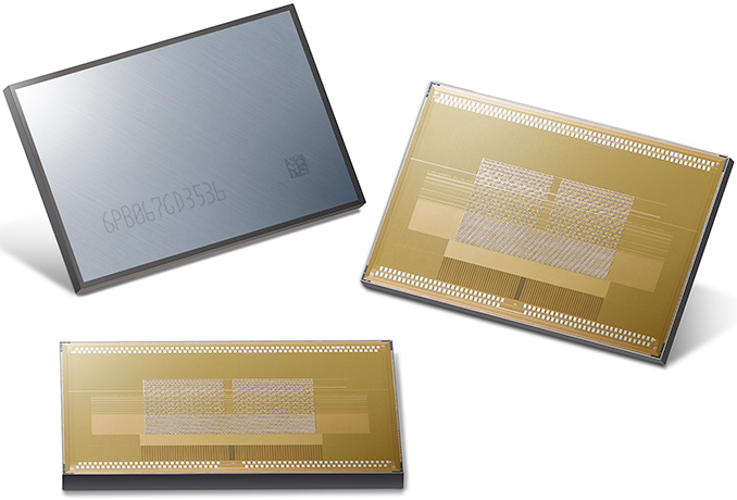 Samsung ramps up high bandwidth DRAM production