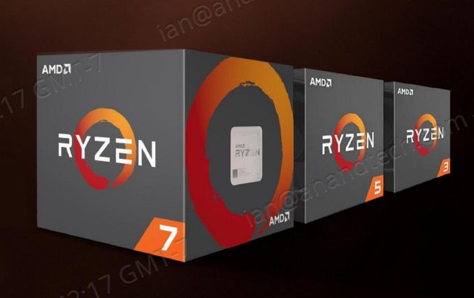 The AMD Ryzen 3 1300X and Ryzen 3 1200 CPU Review