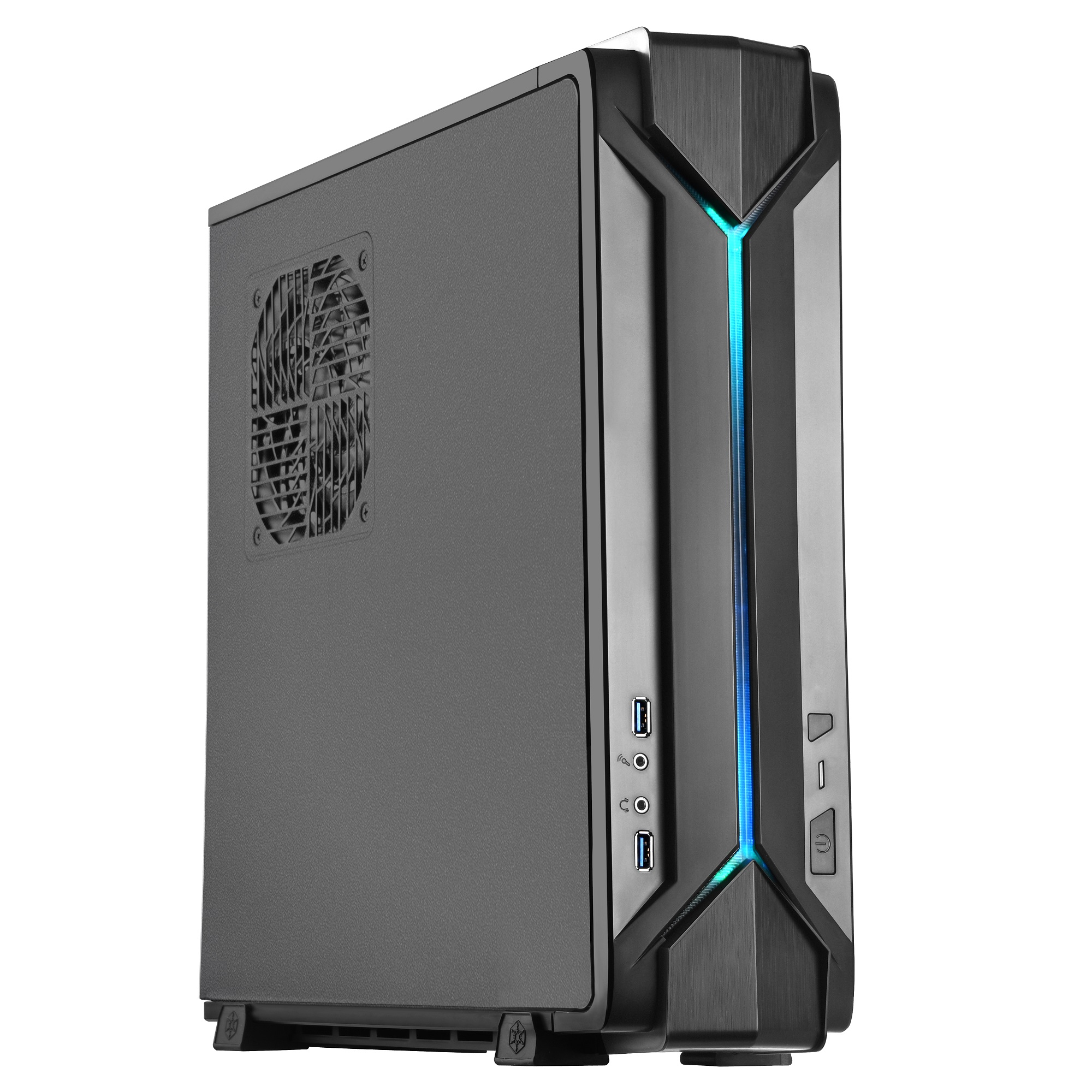 Silverstone Announces New Sff Chassis Rvz03 With Rgb