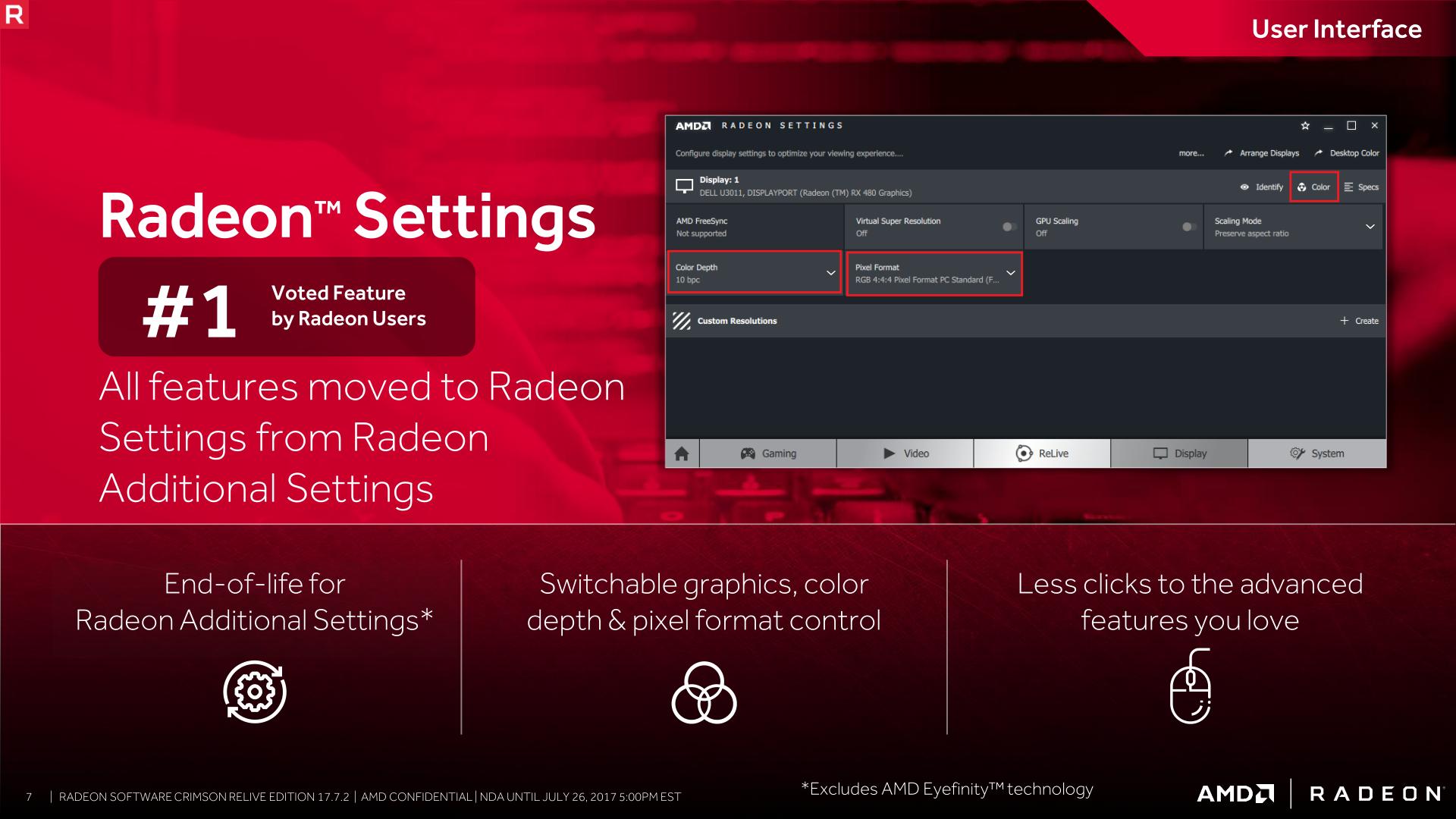 User Feedback and the Vanguard Beta Tester Program - AMD