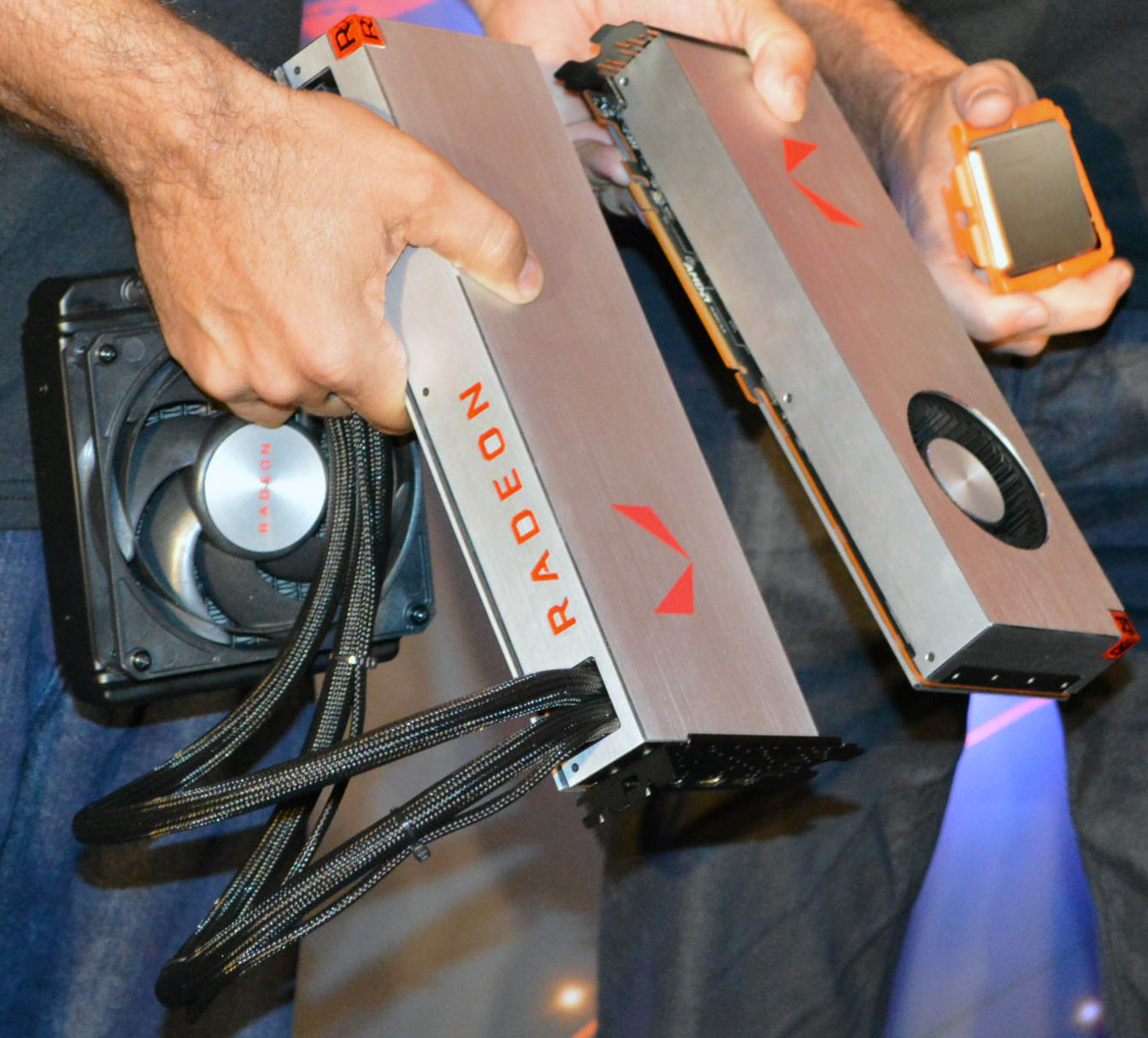 AMD RX Vega GPUs Finally Launched with Release Date and Pricing Info