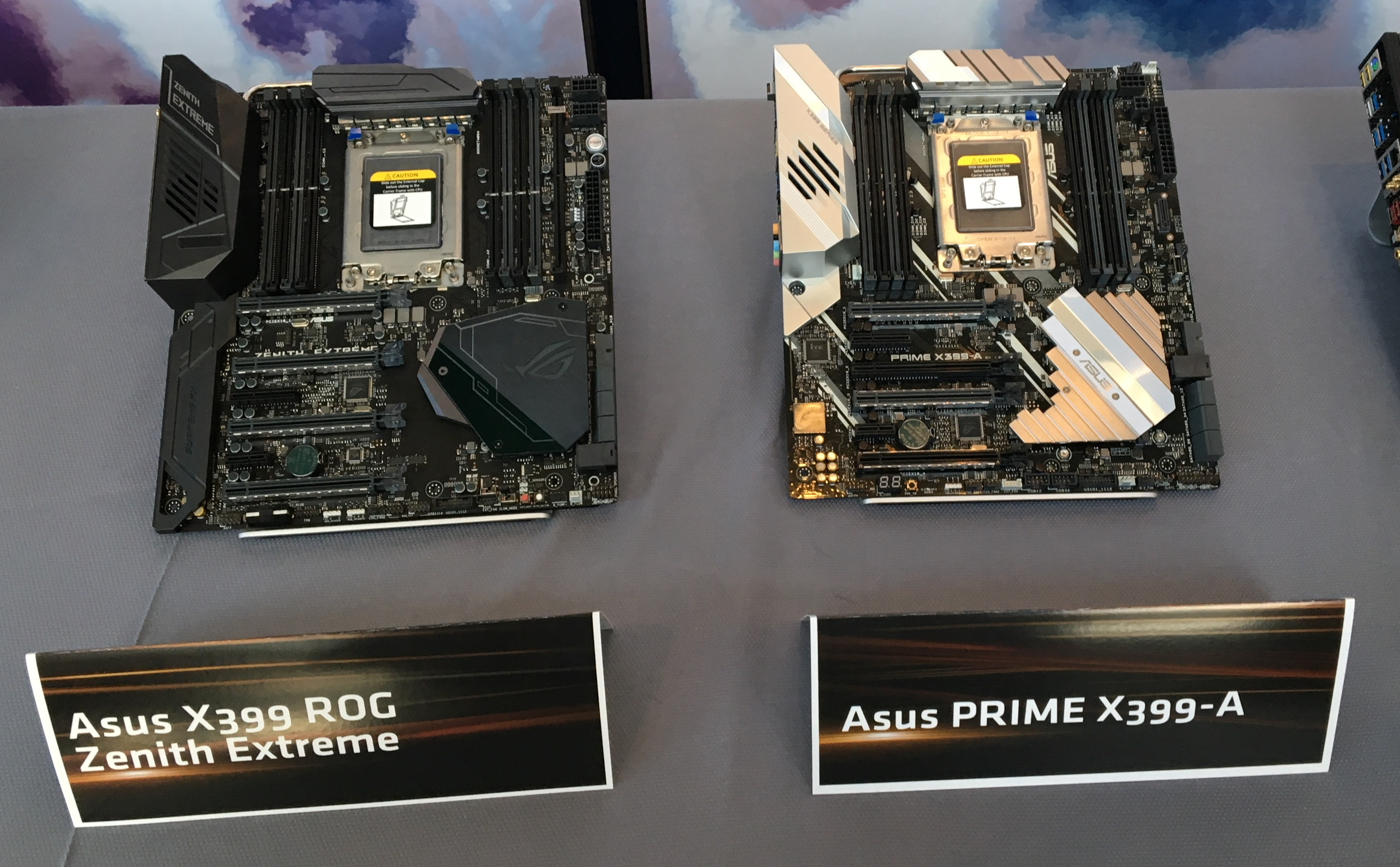 AMD Threadripper 1950X and 1920X Out August 10th, New Eight