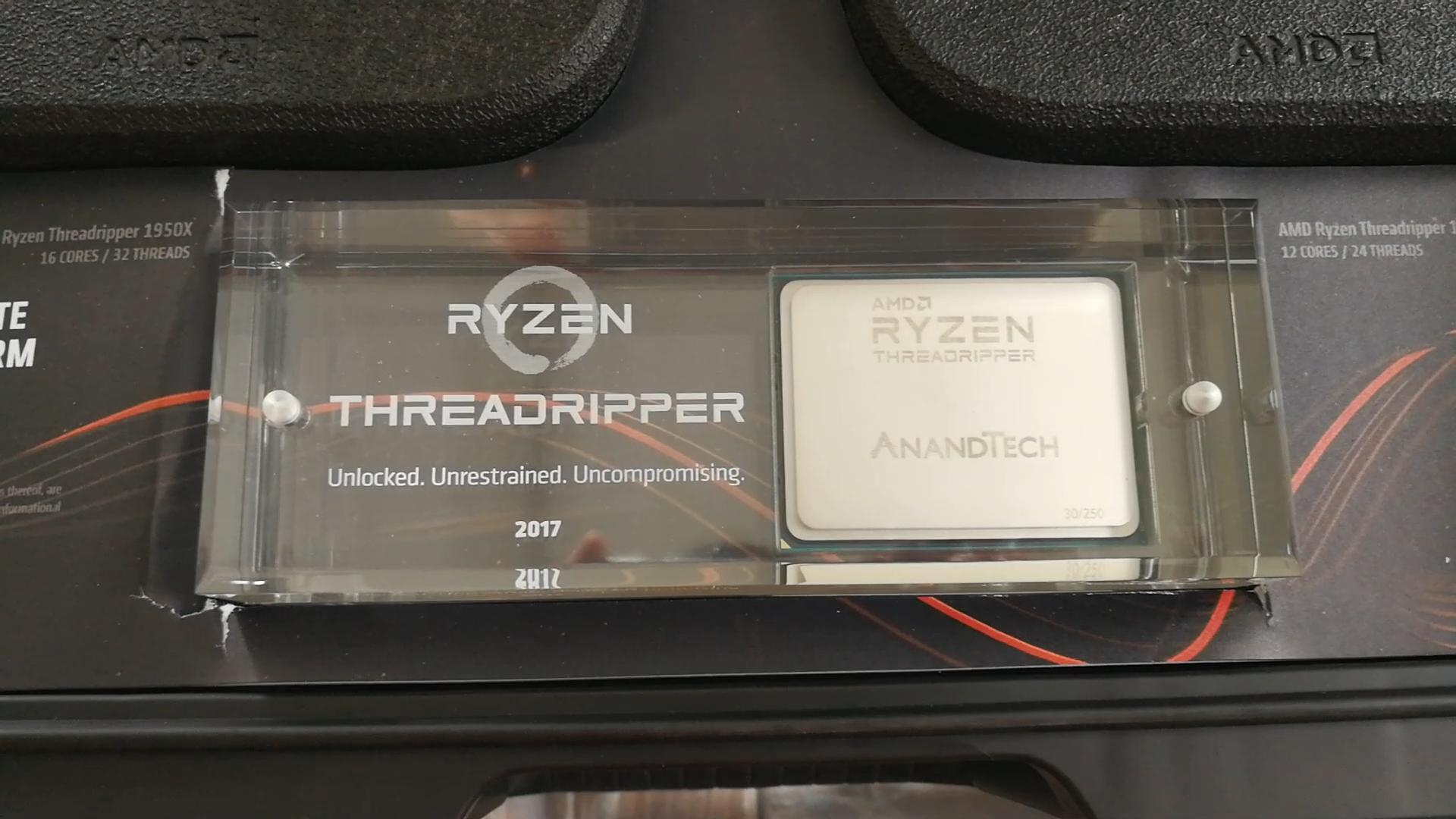 AMD Ryzen 7 1800X och 7 1700X - Test - Testsystem