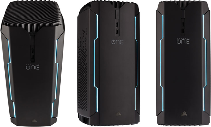 Corsair's ONE SFF PCs Get Upgraded: GeForce GTX 1080 Ti, 32